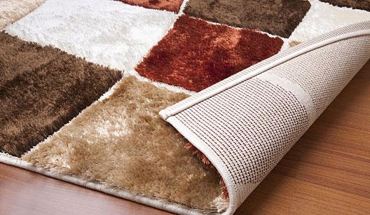 Diferentes tipos de tapetes residenciais