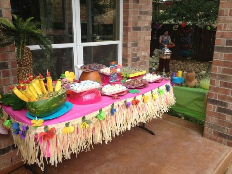 Decoraç u00e3o de Festa Havaiana Como Decorar, Dicas (VEJA MAIS!!!) # Decoracao De Havaiana