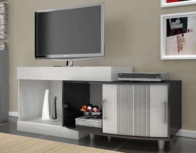 Modelo de Rack para sala de estar