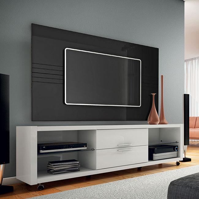 Rack Grande Para Sala De Tv ~ Rack para Sala – modelos de racks para tv
