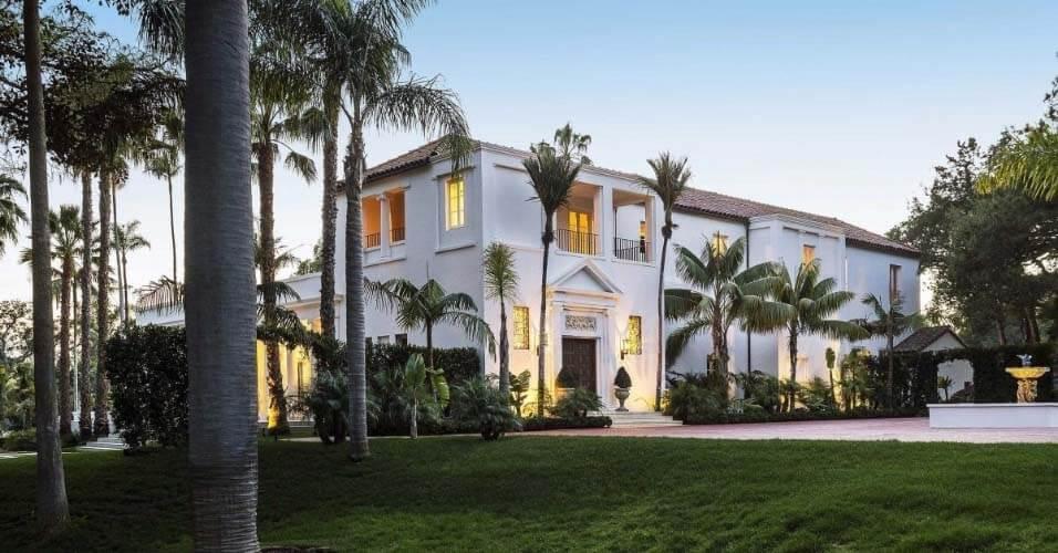 Casa de luxo estilo Provençal