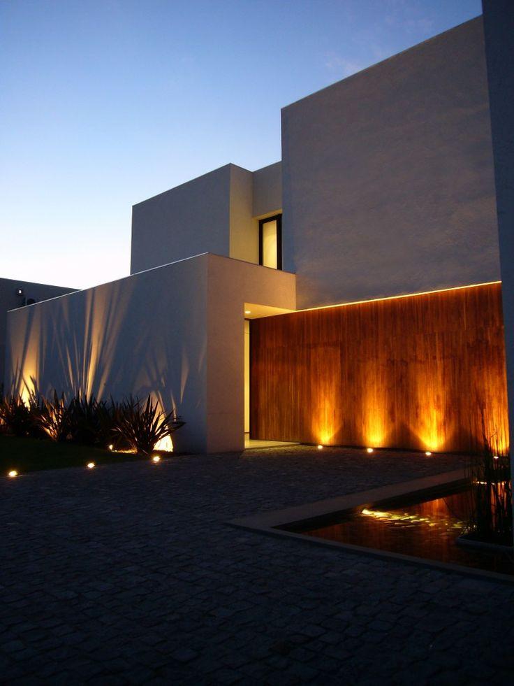 Ilumina O Externa Para Jardins E Fachadas