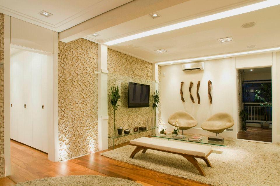 mármore mosaico sala de estar