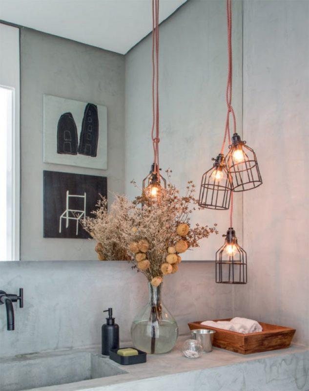 Luminárias Rústicas Ideias Onde Usar Veja Mais