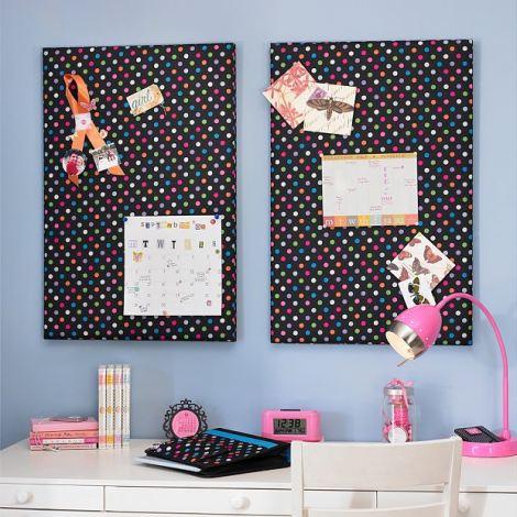 Murais de recados para fotos