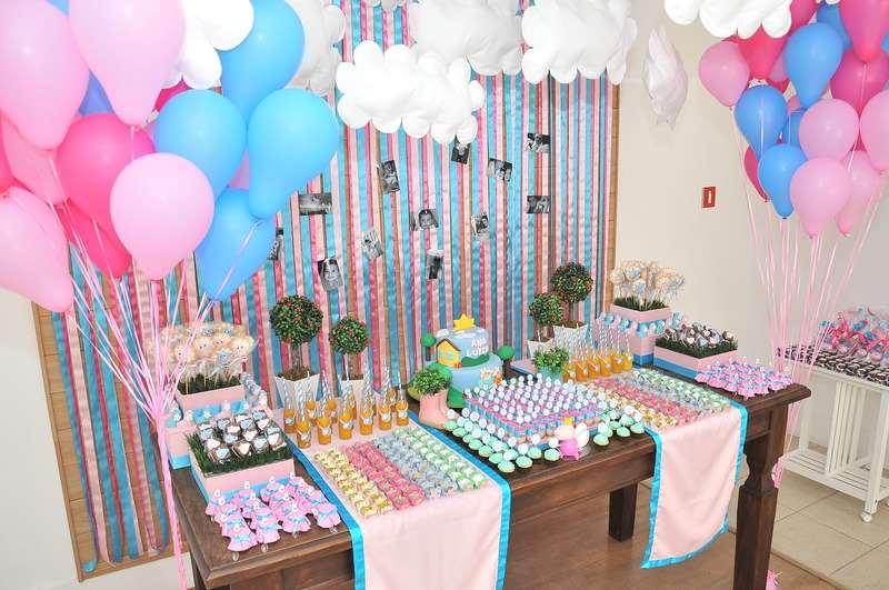Docinhos decorados para festa ad Peppa