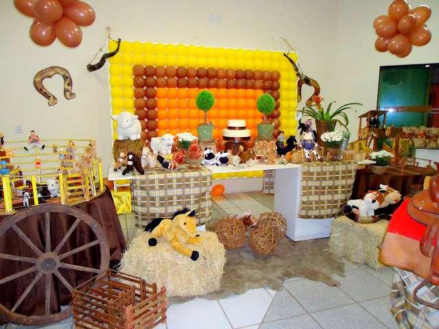 painel de balões para decoração de festa de aniversário