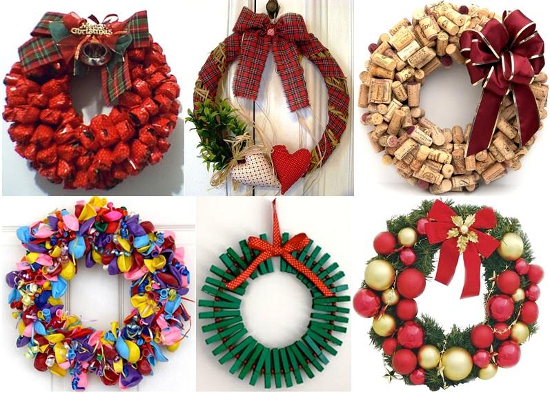 guirlandas decorativas de natal