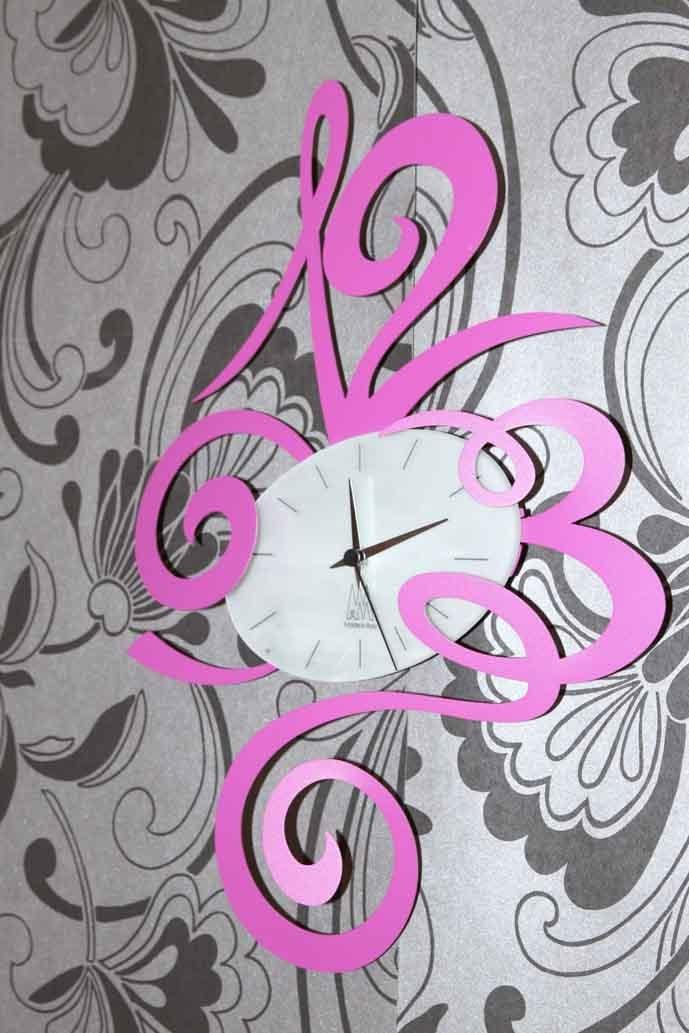 Relógio divertido para o quarto