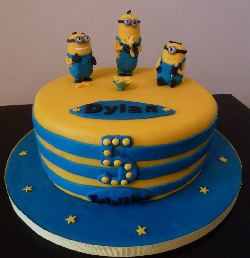 Decoração de aniversário Minions para festa infantil