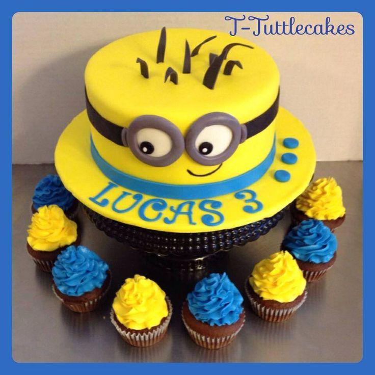 decoração de aniversário dos Minions