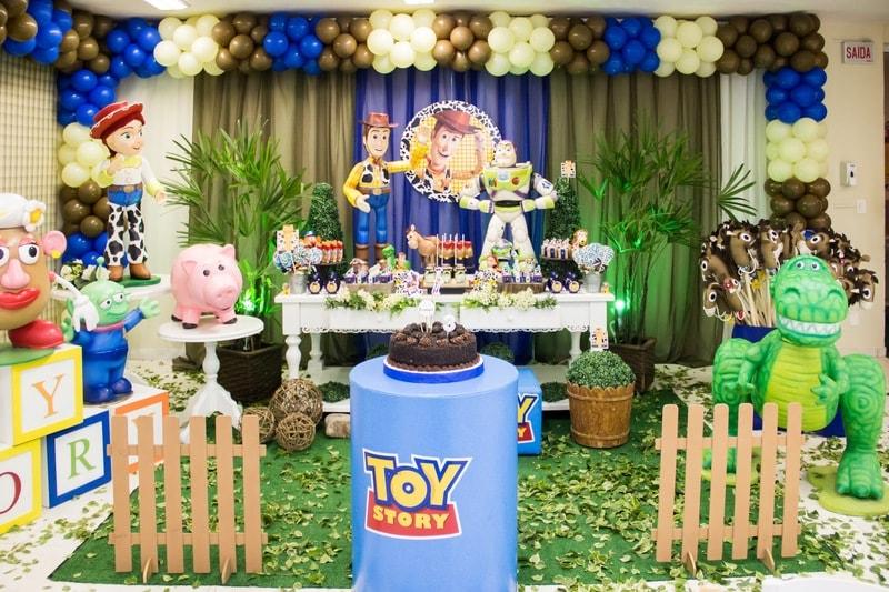 Festa Infatil Toy Story