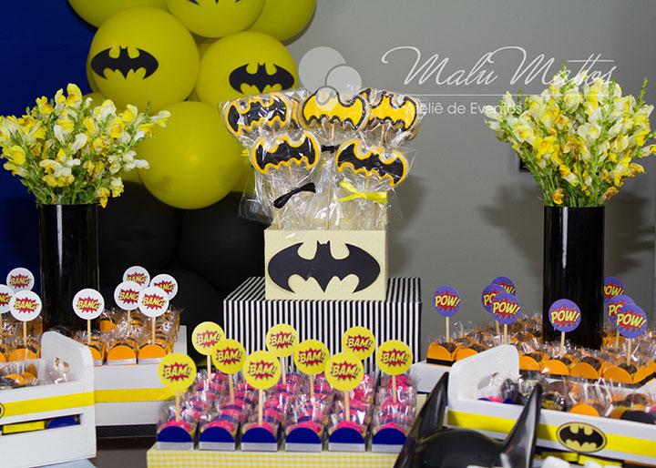 Aniversário do Batman