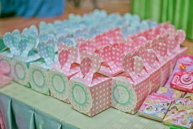 lembrancinhas caixinhas de papel de bailarina