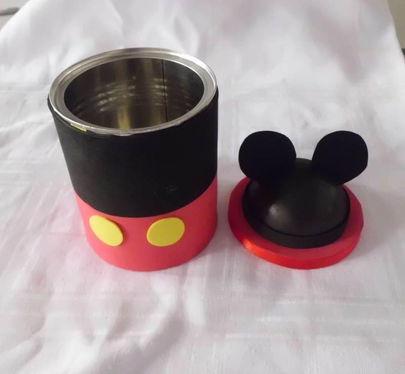 Lembrancinha do Mickey Mouse