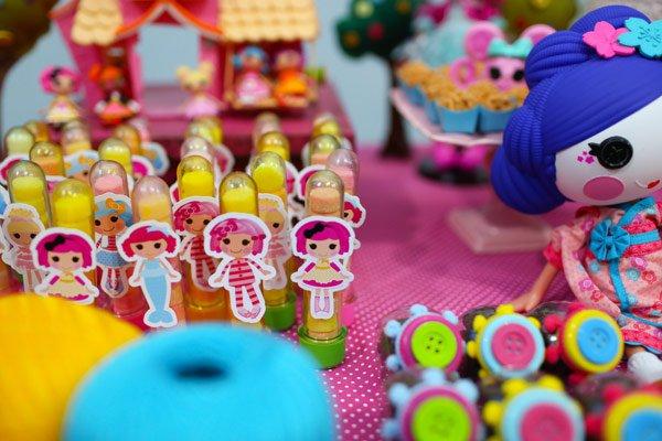 decoração de festa de aniversário infantil Lalaloopsy