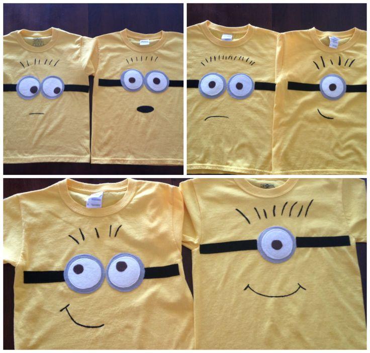 camisetas lembrancinhas festa Minions