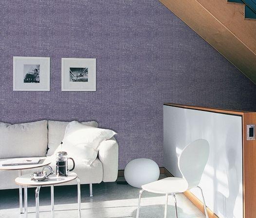 Sala de estar decorada com parede de jeans Claro