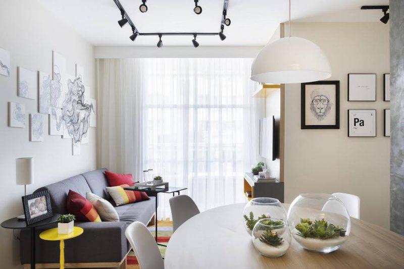 Decora o de ambientes pequenos 12 ideias e mais for Ambientes interiores de casas