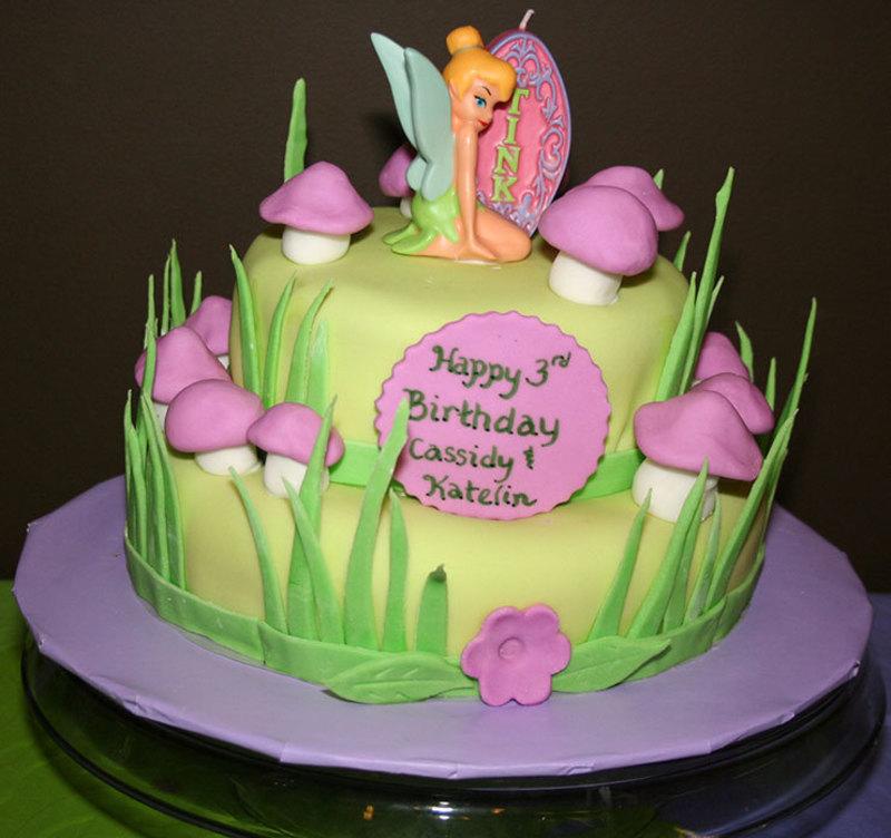bolo temático festa sininho