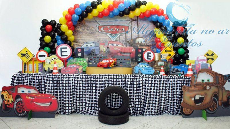 decoração especial carros