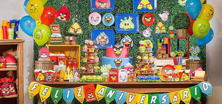 decoração de festa infantil ao ar livre