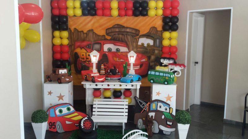 festa provençal infantil carros