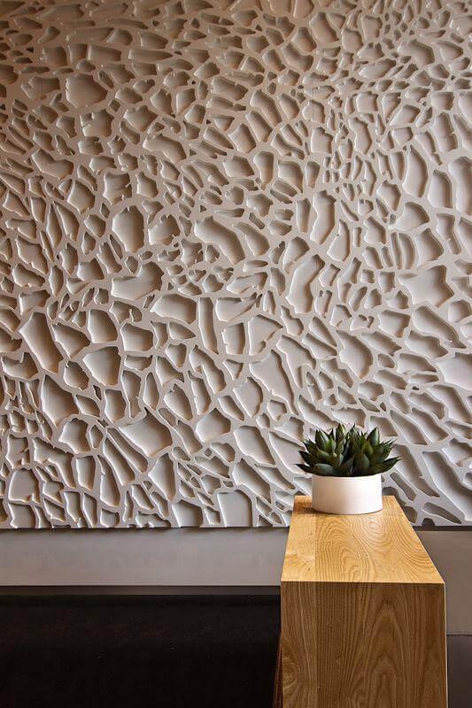 95 modelos de texturas de parede decoradas eu adorei for Textura de pared