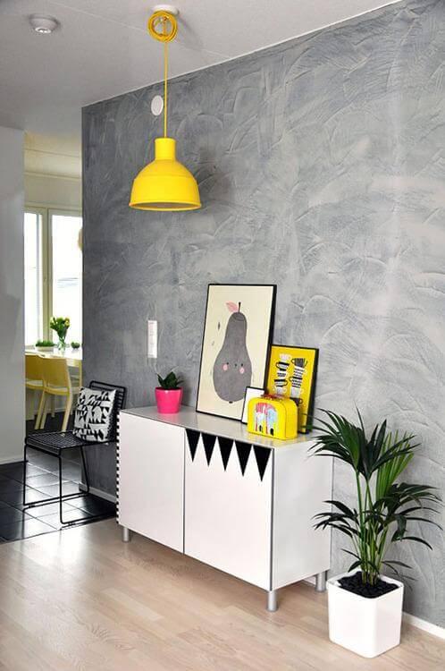 Textura de veludo de parede em veludo