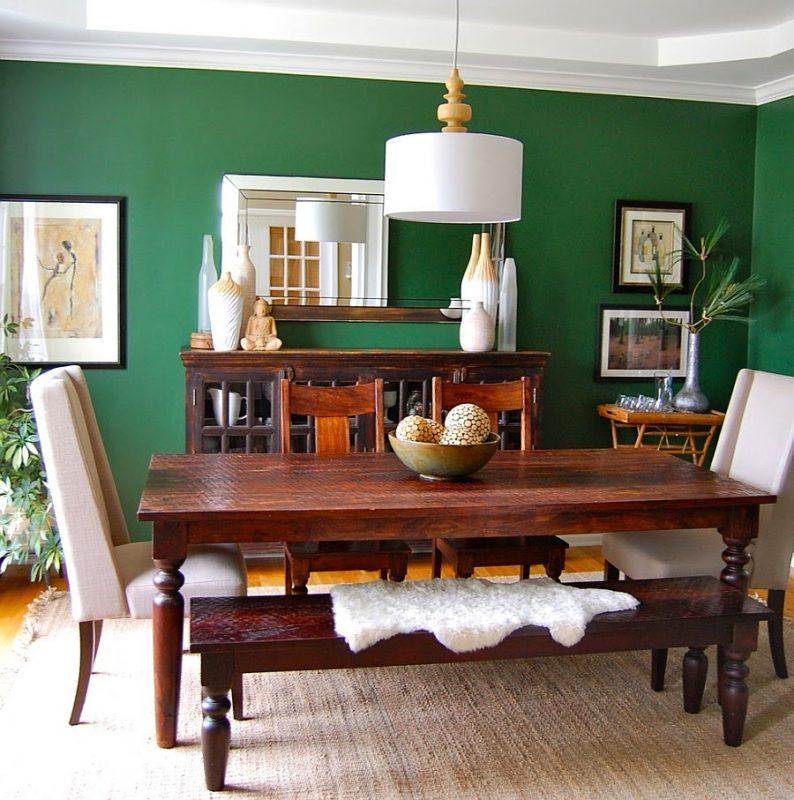 Decoração Verde De Interiores 10 Ideias Exclusivas