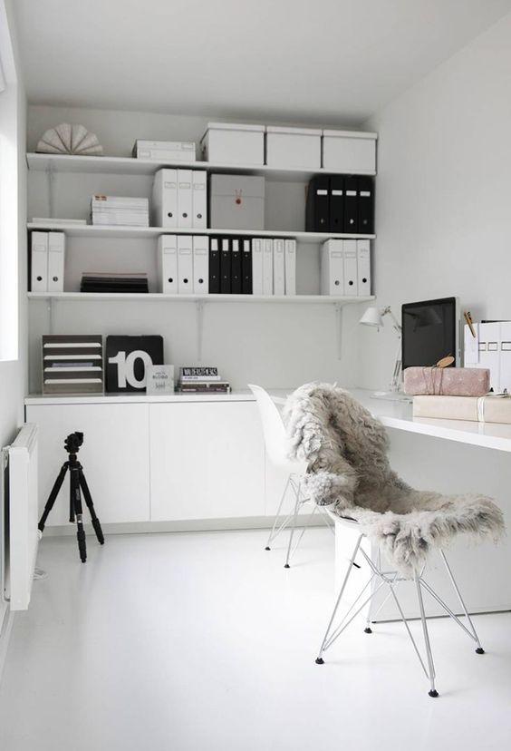 Como organizar o escritorio
