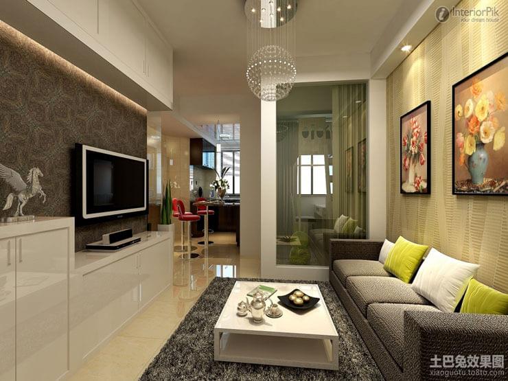 25 ideias de decora o de apartamentos pequenos - Como decorar un apartamento pequeno ...