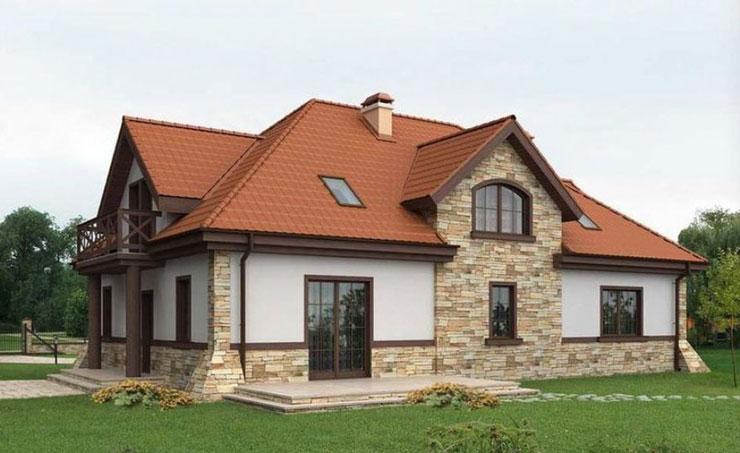 Casa tradicional americana