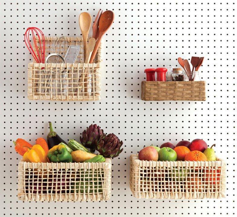 Nichos para cozinha Organizada