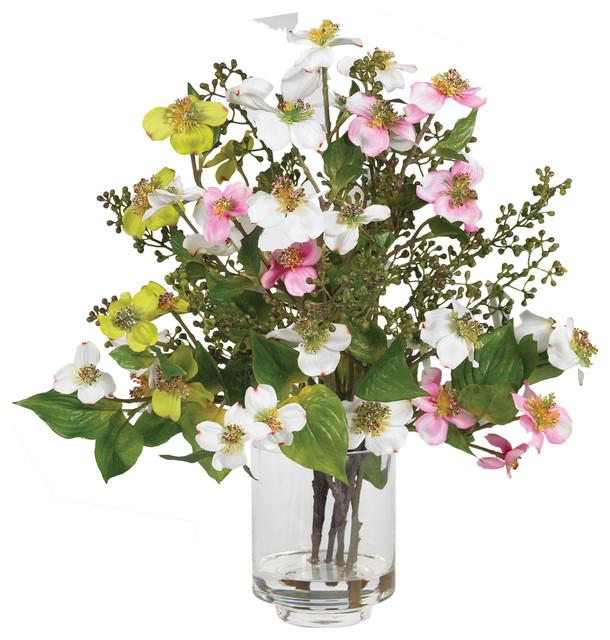Arranjo tradicional de flores