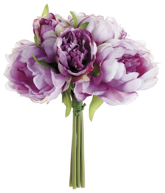 Flores artificiais decorativas