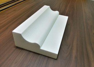 Peça de Sanca de Isopor Pre-moldada