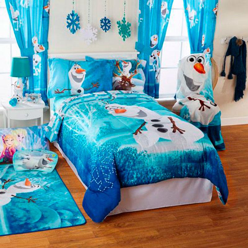 Cama Tema Olaf