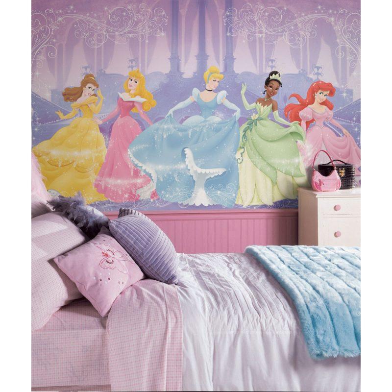 Quarto das Princesas da Disney