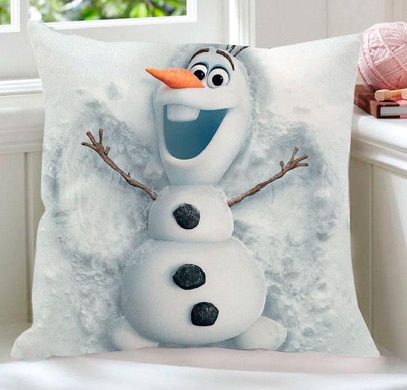 Almofada do Olaf