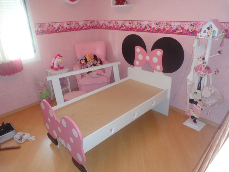 Cama da Minnie