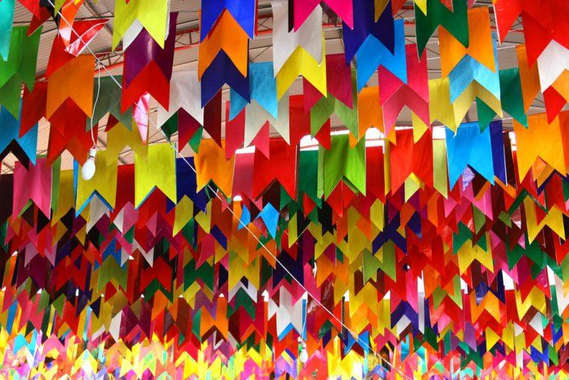 Bandeirinhas - Bandeirolas