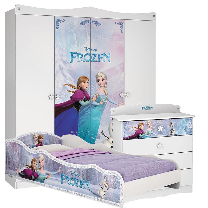 Móveis da Frozen