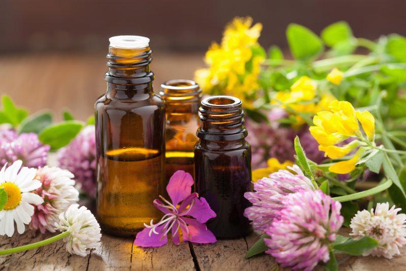 oleos essenciais - aromatizante