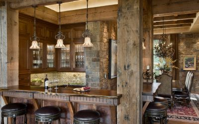Bar de parede