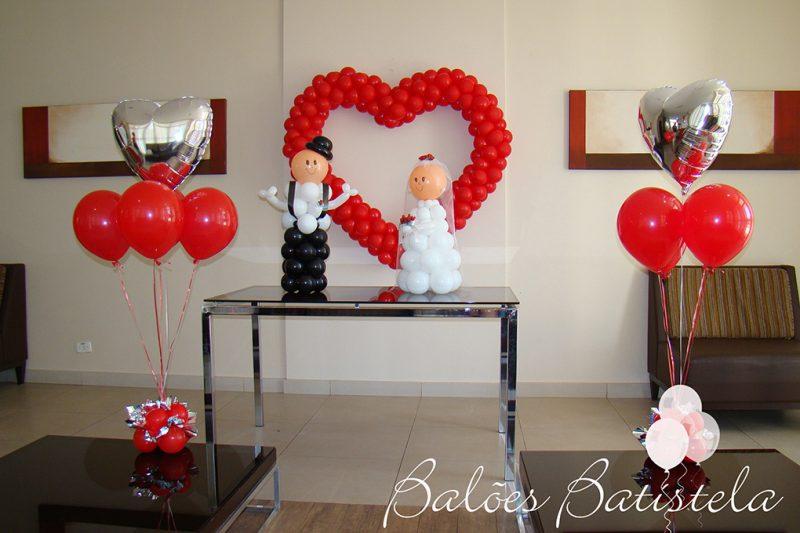 Decoração Chá de Cozinha com Balões