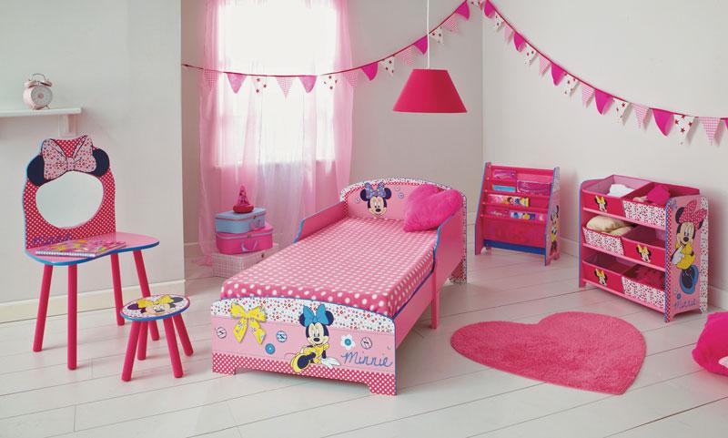 Decoração Fabulosa de quarto infantil Rosa