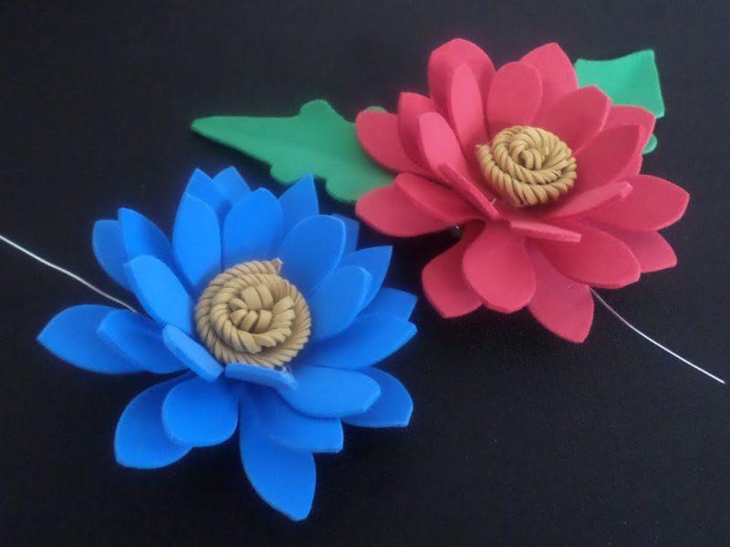 Flor Gerbera de EVA