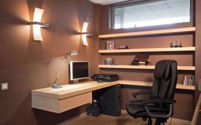 Ideia de Home Office pequeno