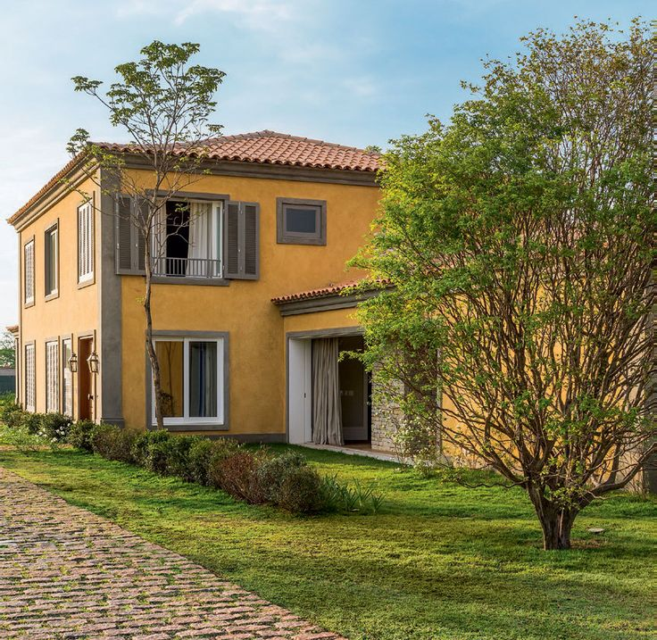Casa de fazenda simples r sticas modernas e antigas aqui - Casas de campo restauradas ...